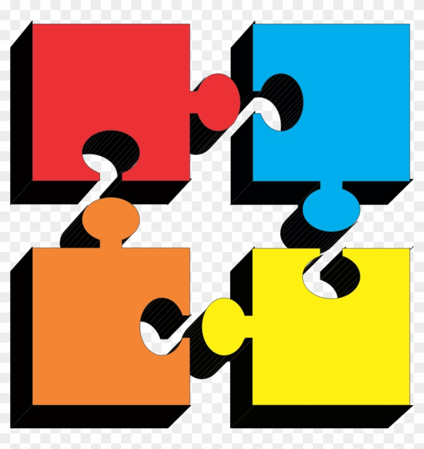 Clipart puzzle pieces together clipart transparent stock When Puzzle Pieces Fit Together - Puzzle Pieces That Fit Together ... clipart transparent stock