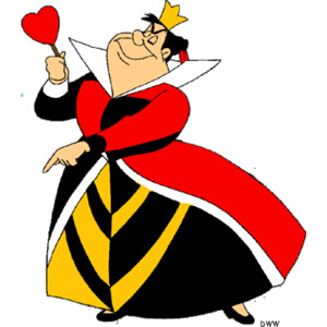 Clipart queen of hearts picture library library Image - Queen of Hearts clipart.jpeg | Disney Wiki | Fandom ... picture library library