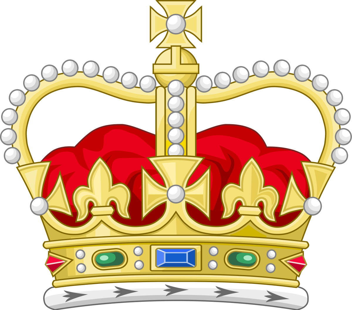Clipart queens crown clipart freeuse download Crown - Simple English Wikipedia, the free encyclopedia clipart freeuse download