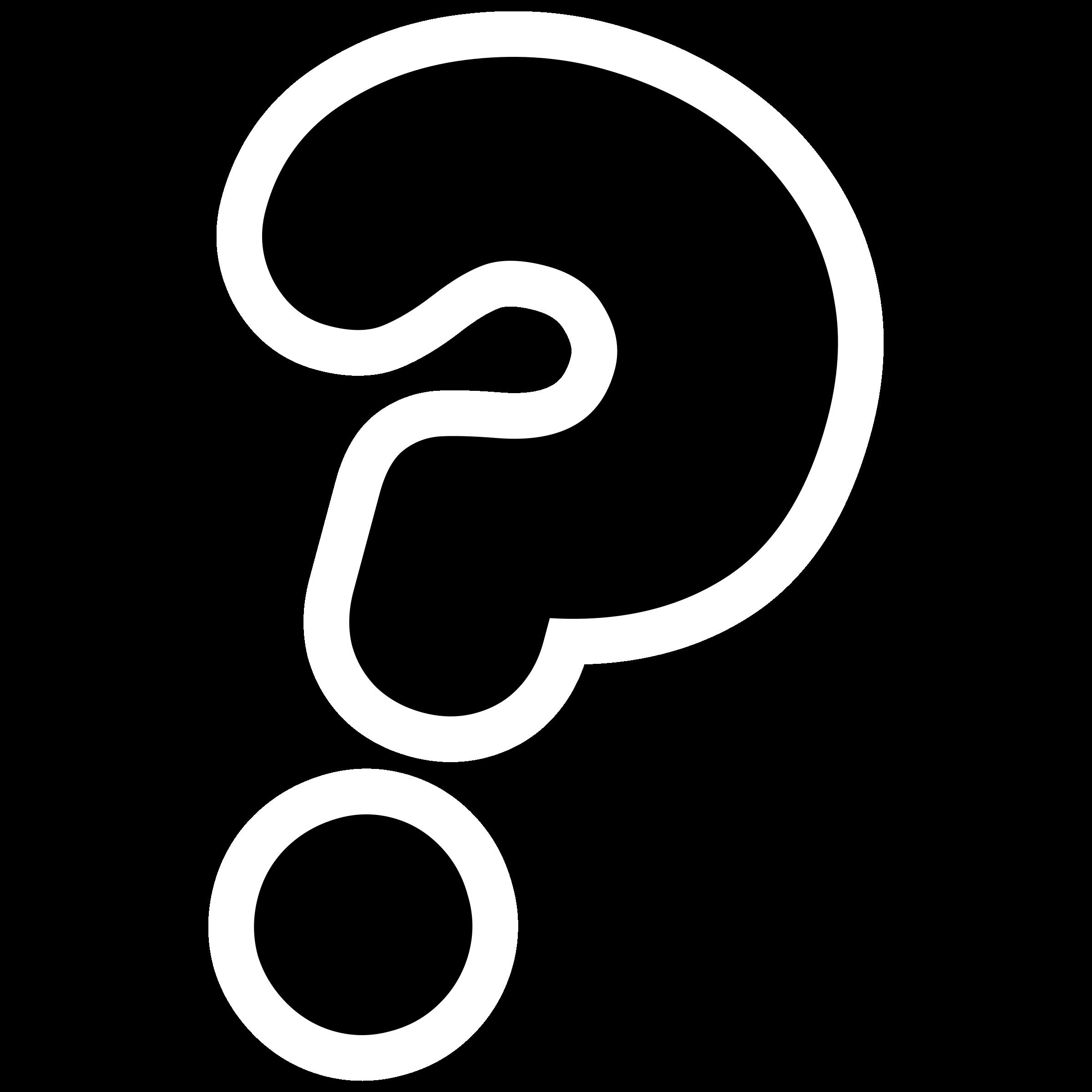 Black question mark clipart image transparent download Questions question mark clip art free clipart images 3 - WikiClipArt image transparent download