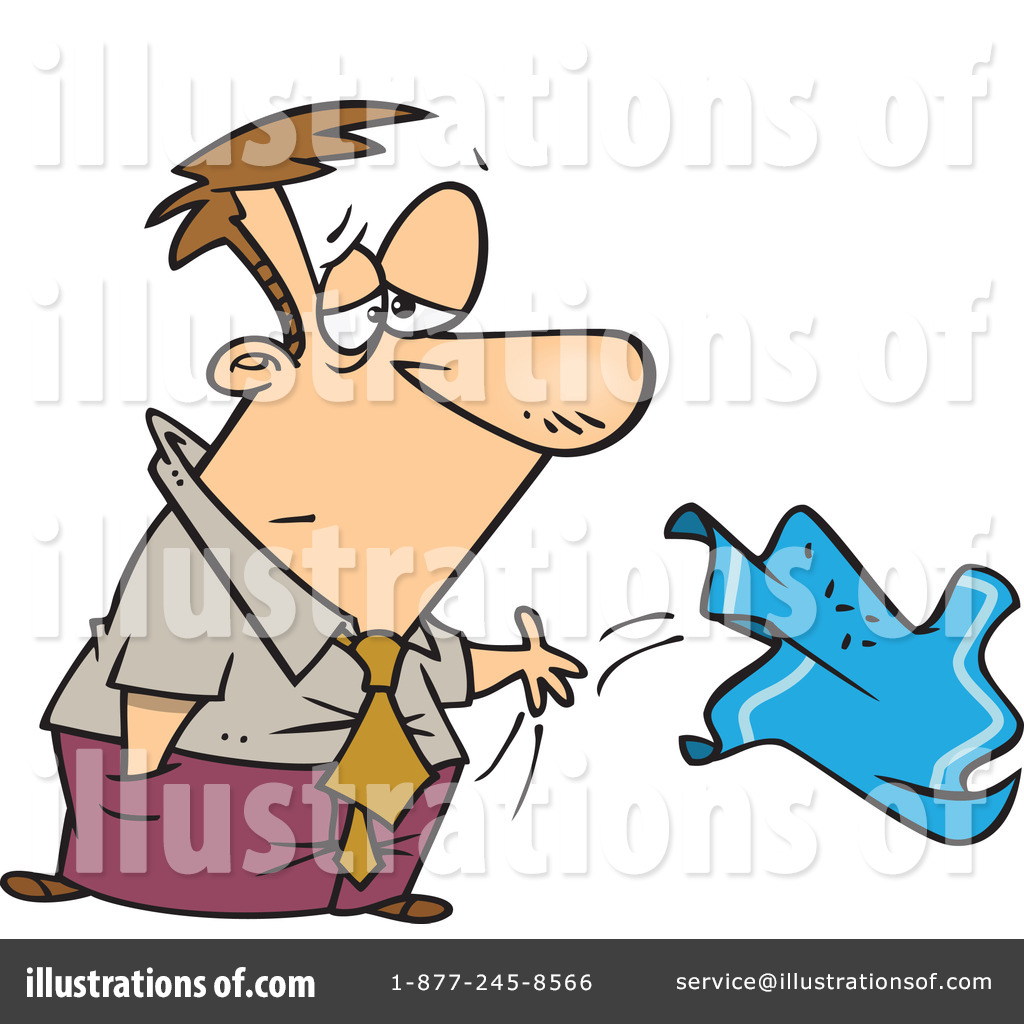 Clipart quit stock Quit Clipart #437980 - Illustration by toonaday stock