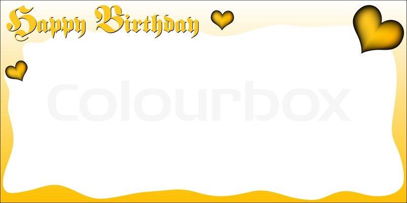 Clipart rahmen geburtstag banner freeuse download Rahmen, freude, clipart   Vektorgrafik   Colourbox banner freeuse download