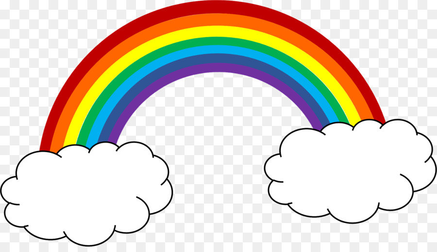 Rainbows clipart image free download Rainbow Cartoon clipart - Line, Circle, Graphics, transparent clip art image free download