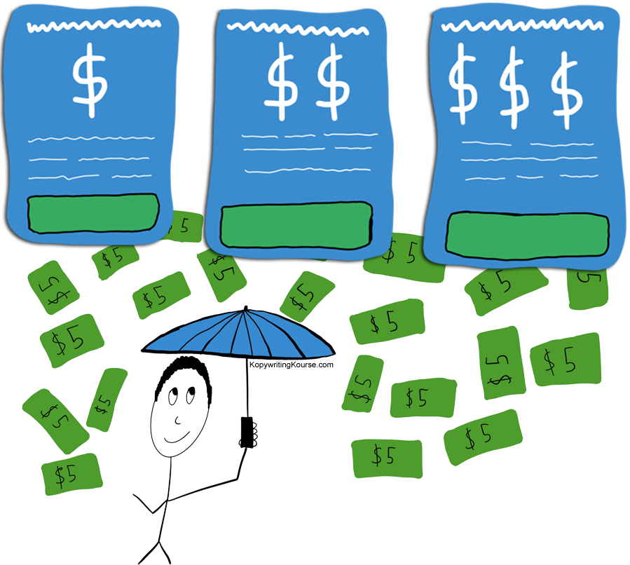 Make it rain money clipart graphic stock Pricing Examples: How To Structure Your Pricing (w/ Examples of Each ... graphic stock