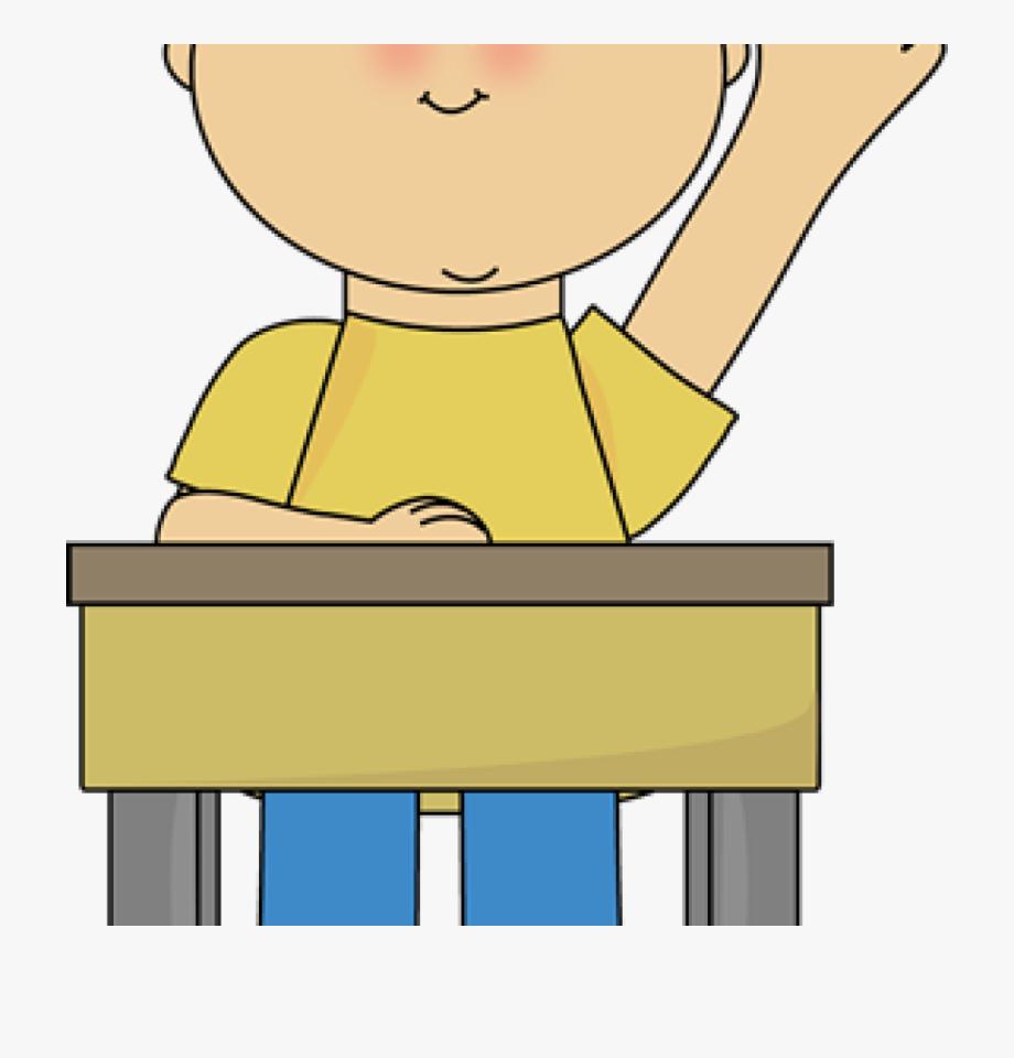 Hand up clipart clipart transparent Raise Your Hand Clipart - Boy Putting Hand Up #1048165 - Free ... clipart transparent