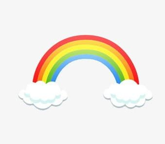 Clipart ratnbow png free download Rainbow PNG, Clipart, Clouds, Rainbow, Rainbow Clipart, Rainbow ... png free download
