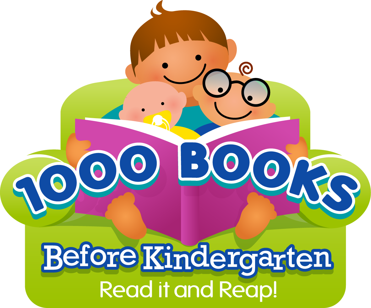 Log book clipart graphic free download 1,000 Books Before Kindergarten | Clermont County Public Library graphic free download