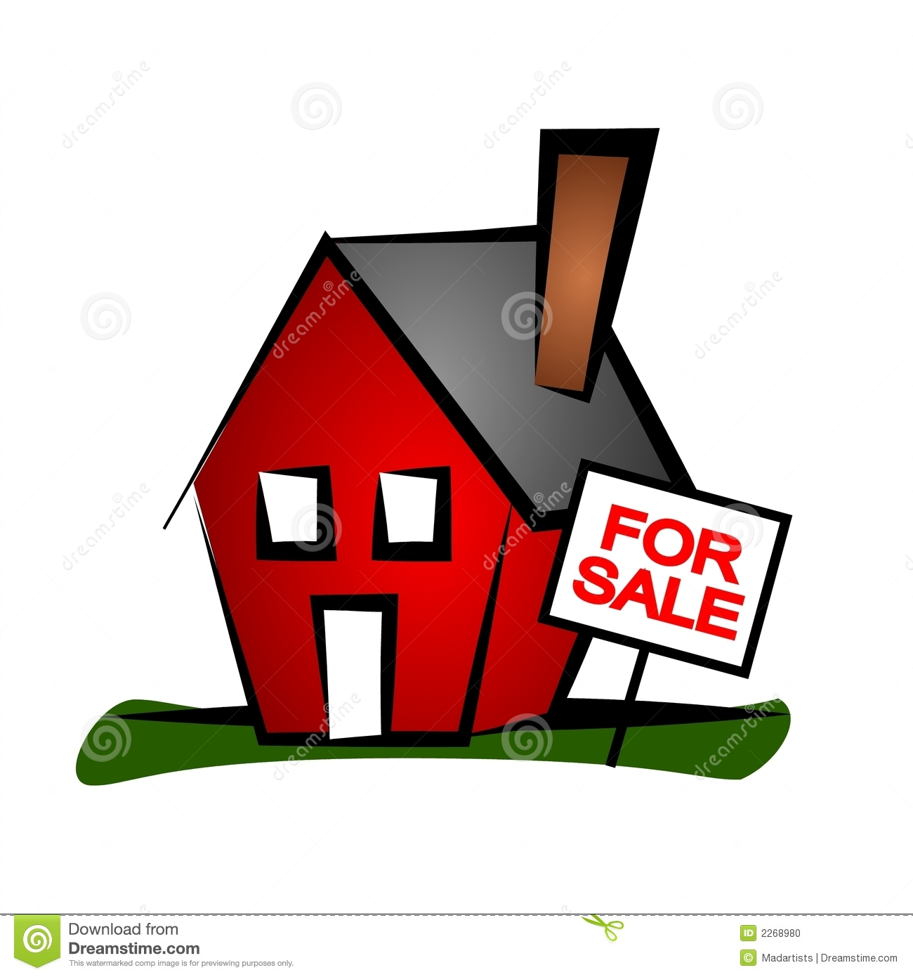 Clipart real estate agent. Sign kid clip art