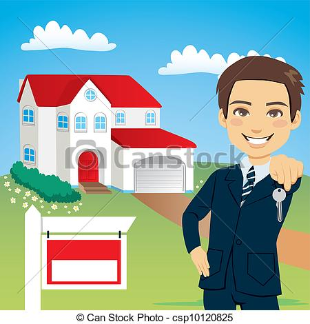 Clipartfest . Clipart real estate agent