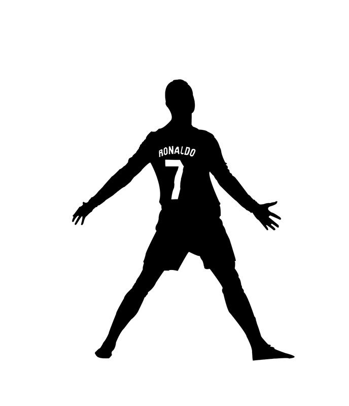 Clipart real madrid vector library stock Real madrid ronaldo clipart - ClipartFox vector library stock