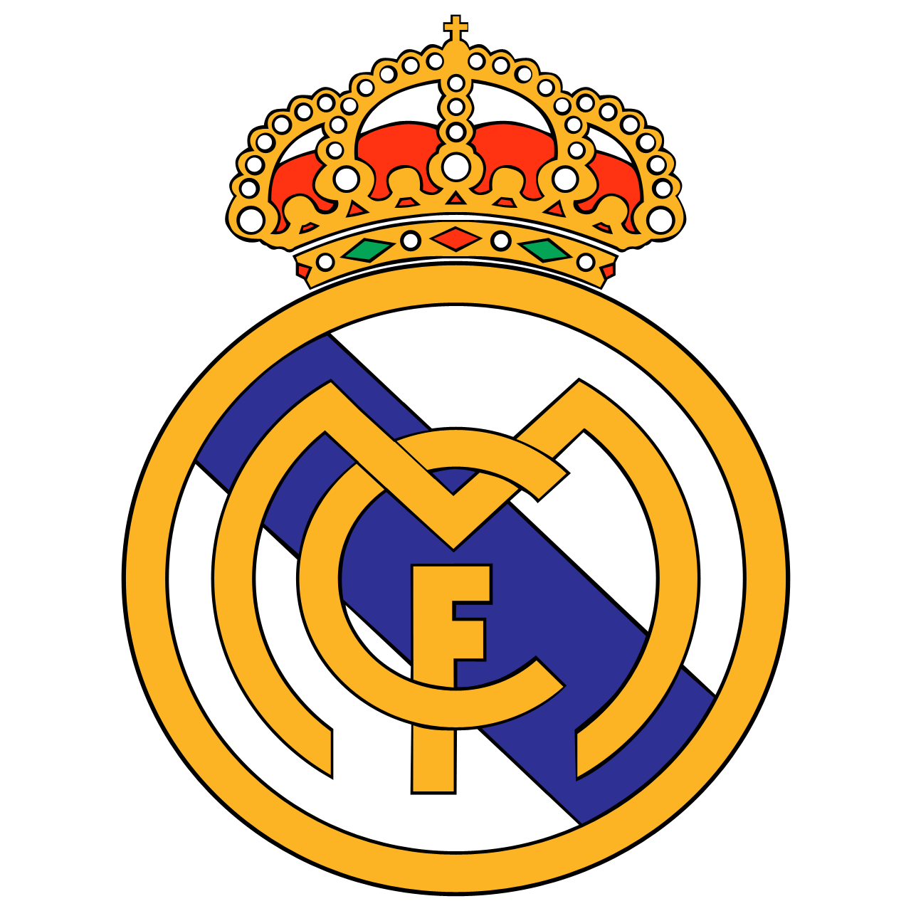 Clipart real madrid clip freeuse Clipart real madrid - ClipartFest clip freeuse