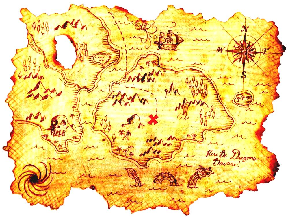 Clipart real world map picture library download On A World Map By Prawny Royalty Free Rf Clipart Illustration Of ... picture library download