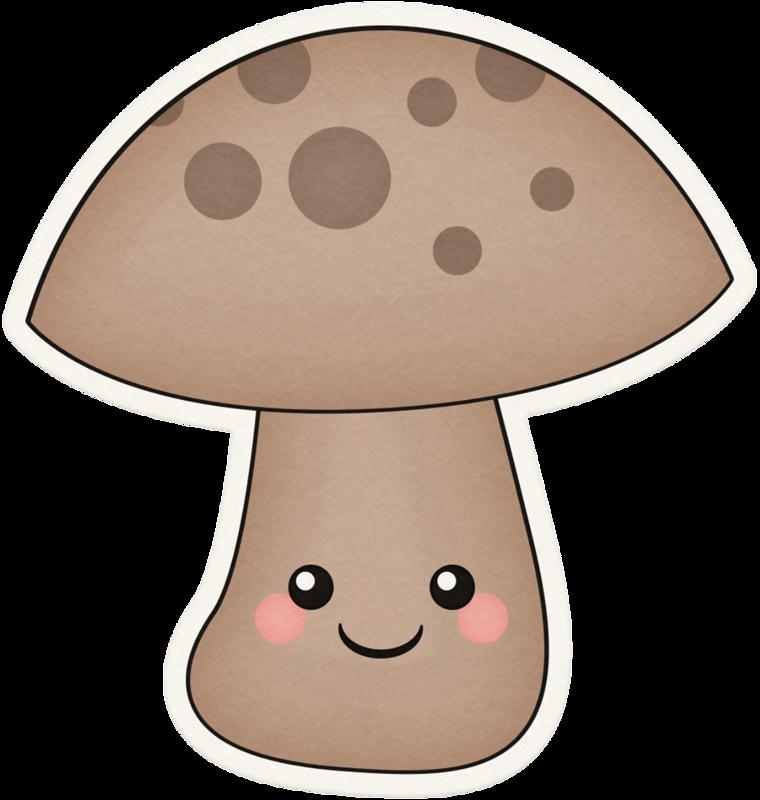 Clipart recipe book jpg free download KAagard_VeggieGarden_Mushroom_Face_Sticker.png | Scrapbook recipe ... jpg free download