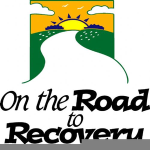 Clipart recovery banner royalty free Road To Recovery Clipart | Free Images at Clker.com - vector clip ... banner royalty free