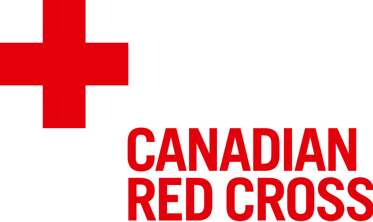 Canadian Red Cross - Wikipedia banner library stock