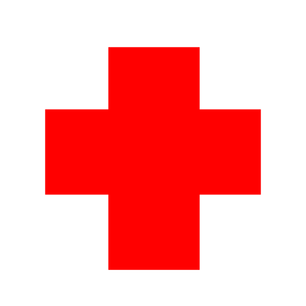 Cross clipart small free stock Red Cross Circle 2 Clip Art at Clker.com - vector clip art online ... free stock