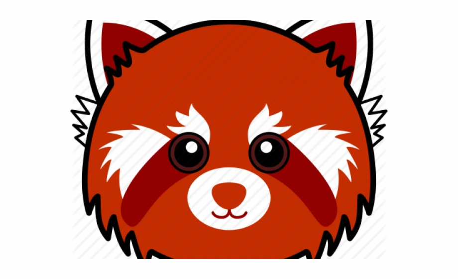 Clipart red panda image freeuse library Red Panda Face Clipart Free PNG Images & Clipart Download #3169296 ... image freeuse library