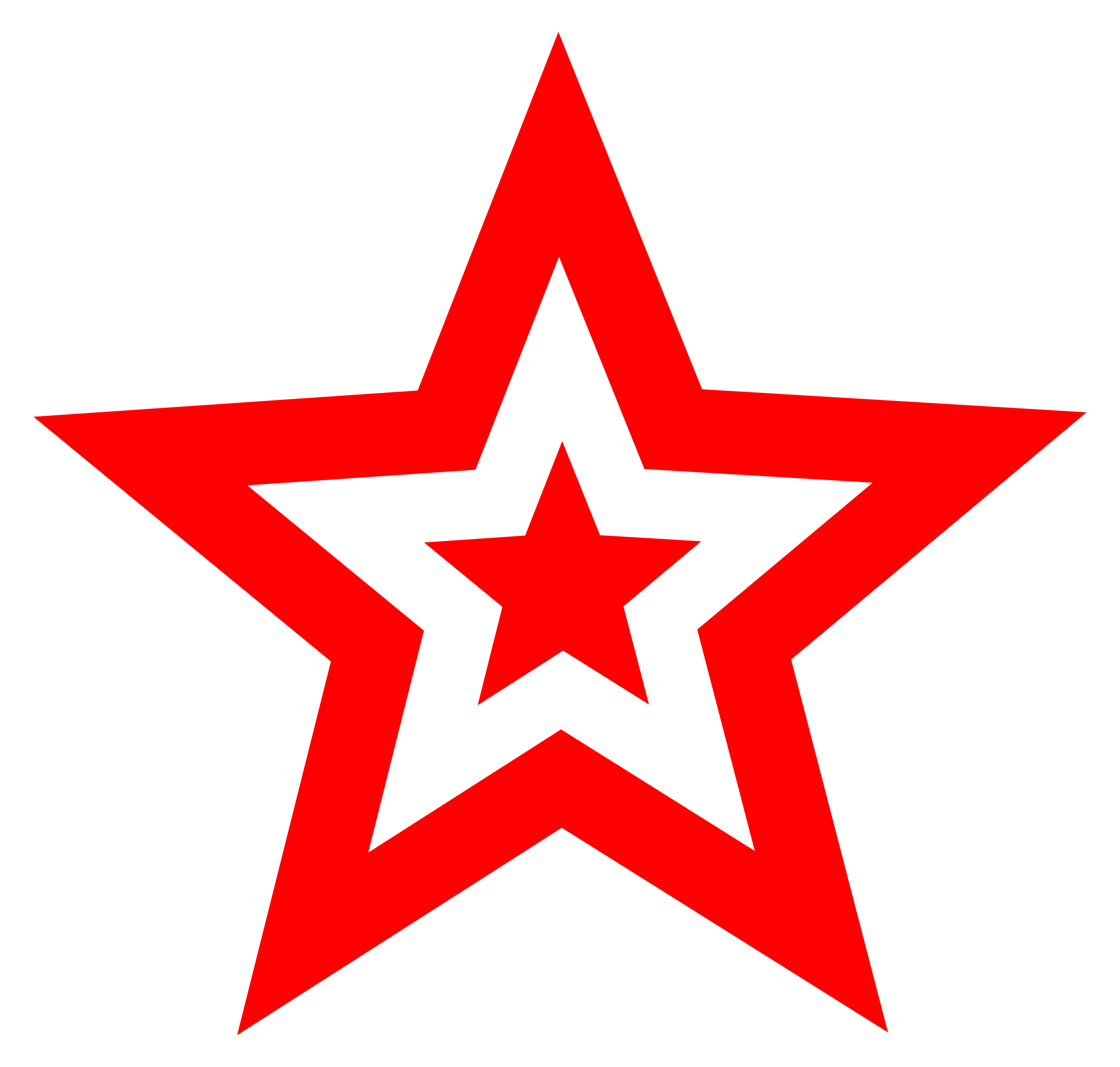 Clipart red star clip art download Clipart - red star in star clip art download