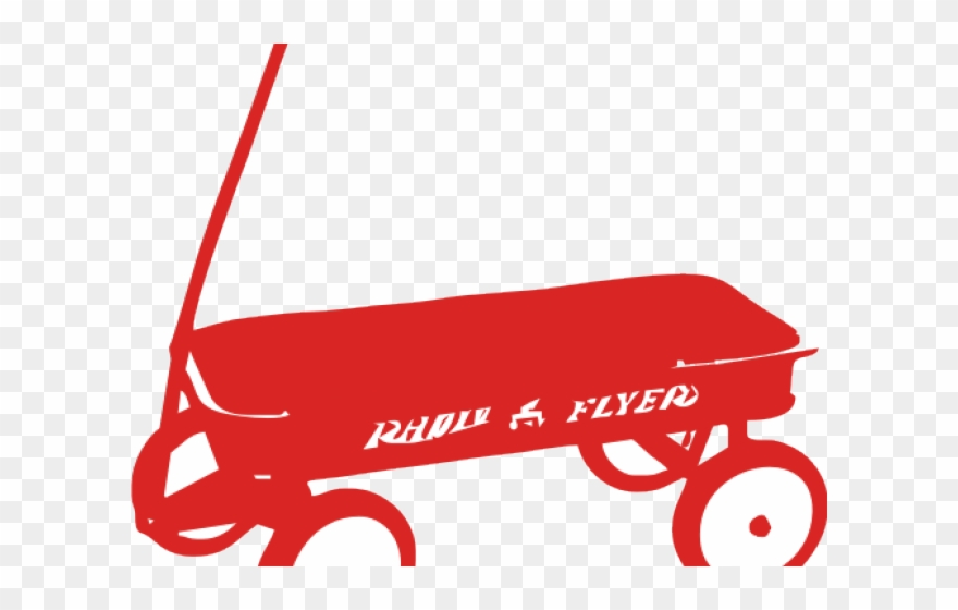 Clipart red wagon clip transparent stock Wagon Clipart Transparent - Red Wagon - Png Download (#884264 ... clip transparent stock