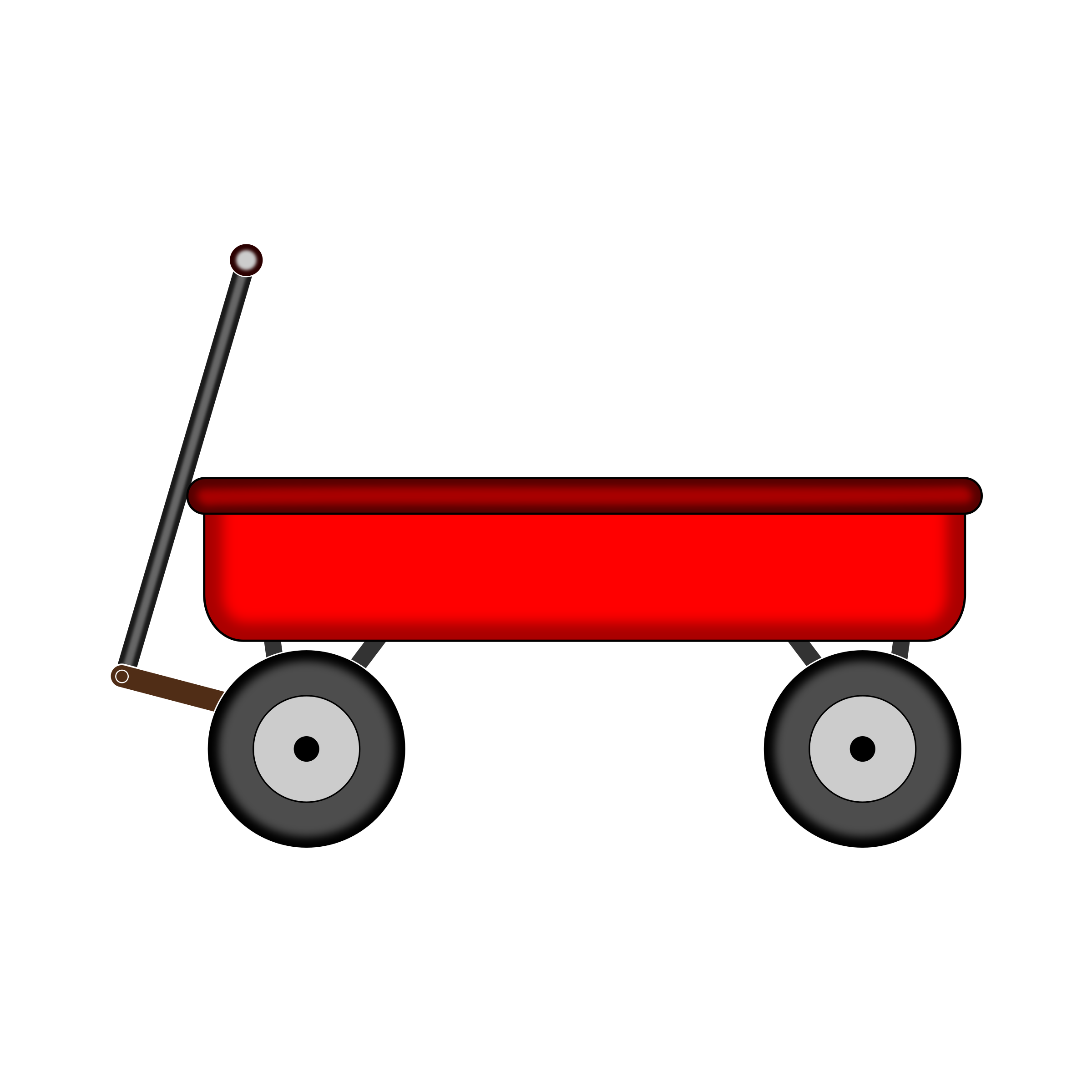 Clipart red wagon free stock Red Wagon Vector Clipart image - Free stock photo - Public Domain ... free stock