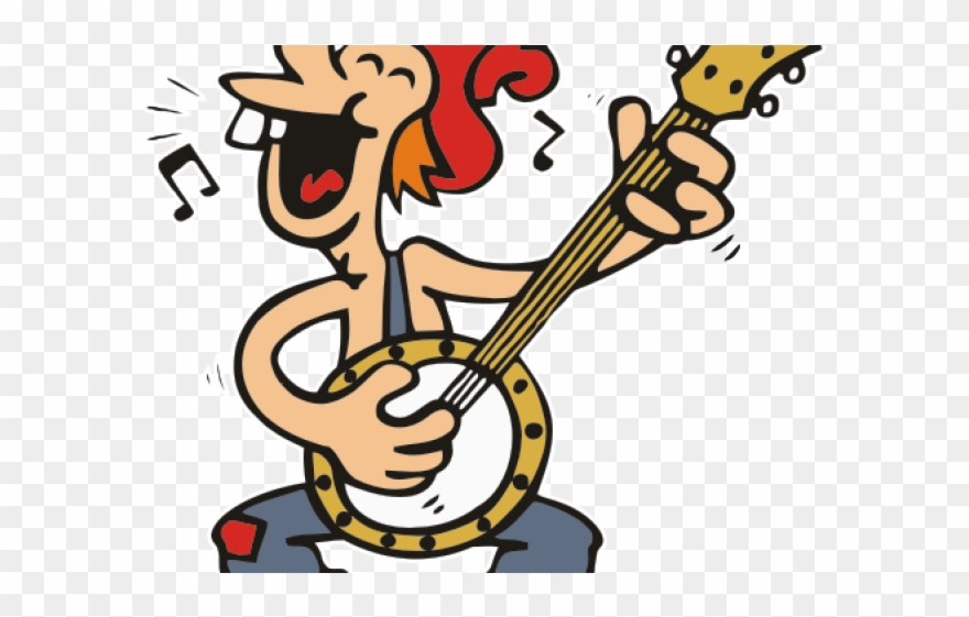 Clipart redneck banner Musician Clipart Hillbilly - Redneck Clipart - Png Download ... banner