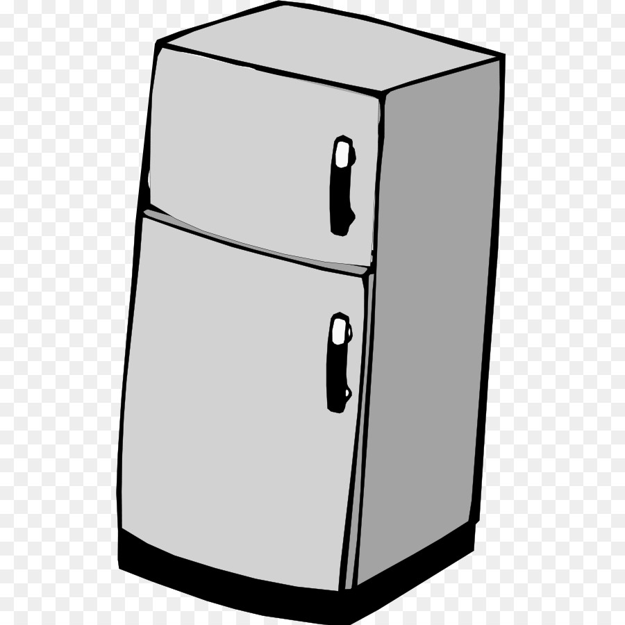 Refrigerator clipart vector library download Kitchen Cartoon png download - 566*900 - Free Transparent ... vector library download