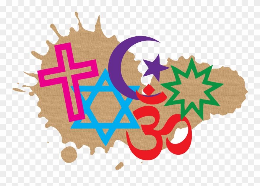 Clipart religious symbols picture transparent Religious Symbols - Old Trafford Clipart (#47834) - PinClipart picture transparent