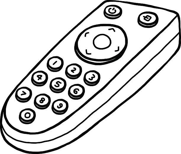 Clipart remote control