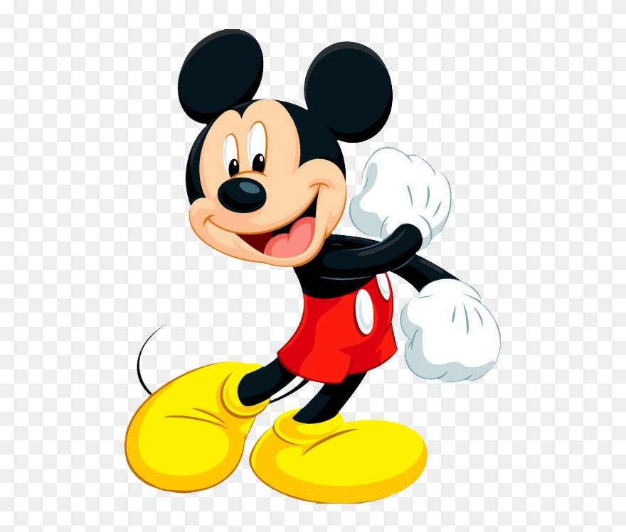 Clipart render clipart transparent download Micky Mouse Png - Mickey Mouse Render Png Clipart (#4472963 ... clipart transparent download