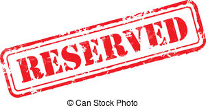 Clipart reserved sign picture library stock Reserved sign Stock Illustration Images. 3,479 Reserved sign ... picture library stock