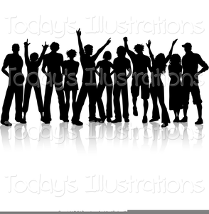Clipart reunion image freeuse download Family Reunion Clipart Images   Free Images at Clker.com - vector ... image freeuse download