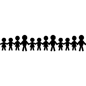Clipart reunion picture black and white Free Family Reunion Clipart   Free download best Free Family Reunion ... picture black and white