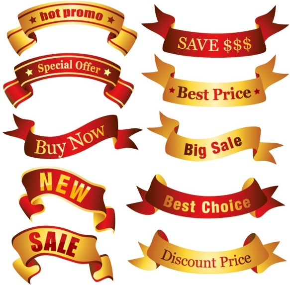 Clipart ribbon in logo format picture free Vector ribbon free vector download (4,096 Free vector) for ... picture free