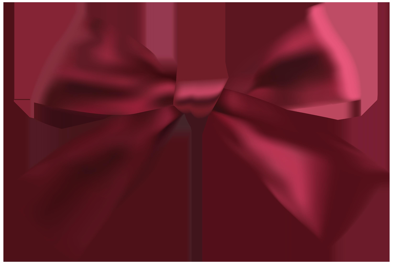 Clipart ribbon png jpg library download Dark Red Ribbon PNG Clipart - Best WEB Clipart jpg library download