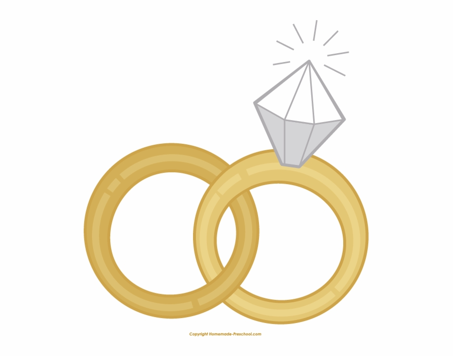 Marriage ring clipart png library library Free Wedding Click To Save Image - Wedding Ring Clipart Png Free PNG ... png library library