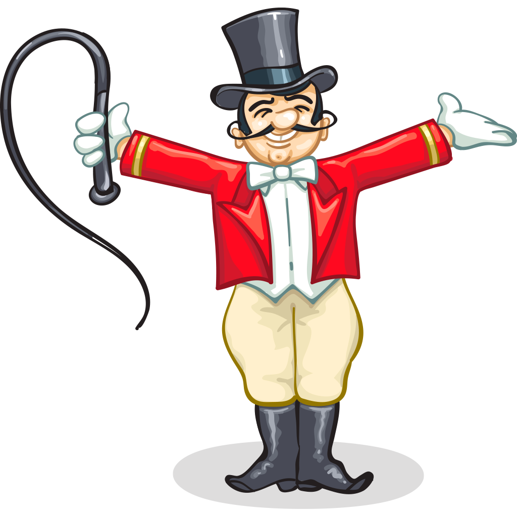 Clipart ringleader jpg library download Circus clipart ringleader, Circus ringleader Transparent FREE for ... jpg library download