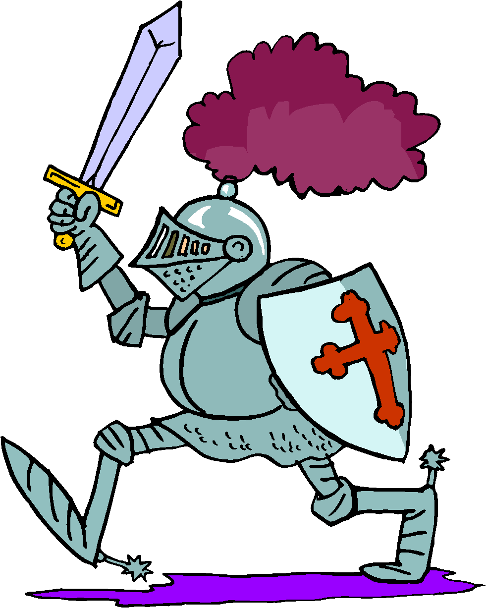Clipart ritter graphic stock Knight Clipart & Knight Clip Art Images - ClipartALL.com graphic stock