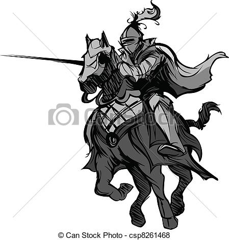 Clipart ritter clipart black and white Joust Clipart and Stock Illustrations. 258 Joust vector EPS ... clipart black and white