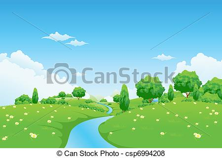 Clipart river. Illustrations and clip art