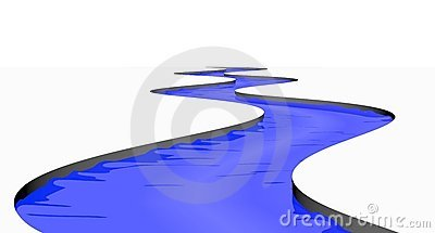 Clipart river. Stock illustrations vectors dreamstime