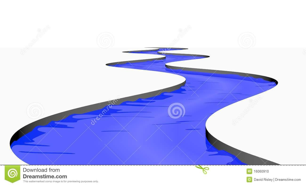 Winding river clipart png freeuse library Winding River Drawing | Clipart Panda - Free Clipart Images ... png freeuse library