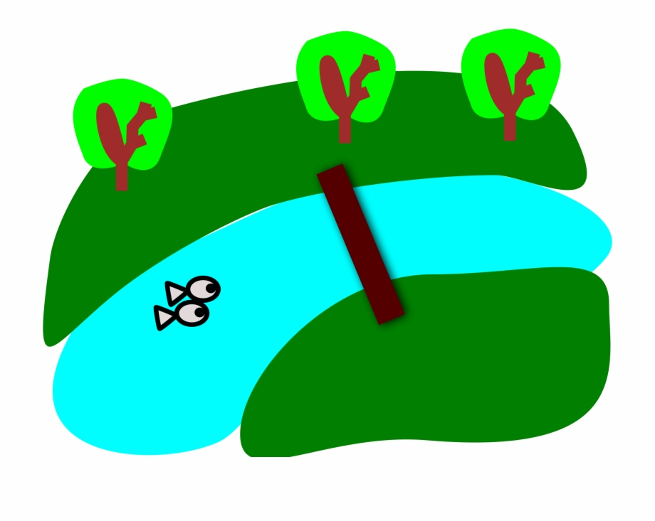 Clipart rivers streams png library Free River Clipart - Rivers And Streams Clipart, Transparent Png ... png library
