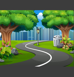 Clipart road background png library stock City Background Clipart Vector Images (over 1,200) png library stock