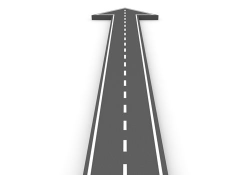 Clipart road with an arrow freeuse download Clipart road with an arrow - ClipartFest freeuse download