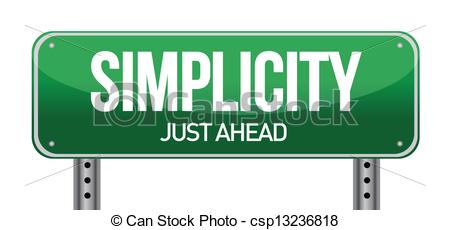 Clipart roadsign 18 clip free Vector Clip Art of simplicity road sign illustration design over a ... clip free