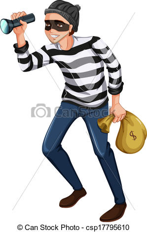 Clipart robber clip library stock Robber Illustrations and Stock Art. 5,257 Robber illustration and ... clip library stock