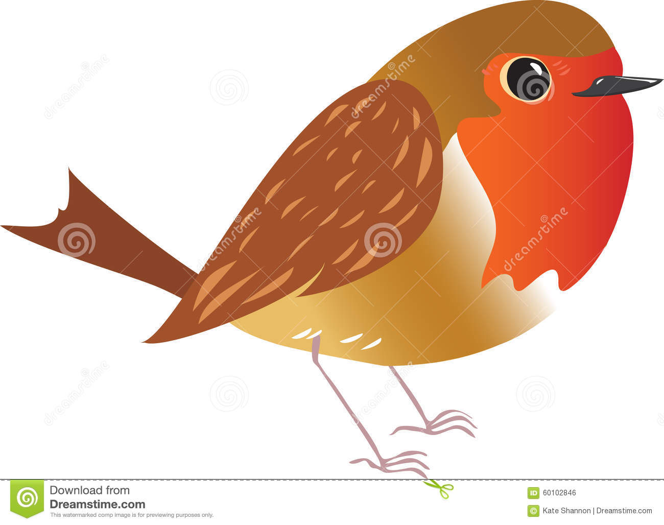 Clipart robins vector free stock Robin clipart 4 » Clipart Station vector free stock