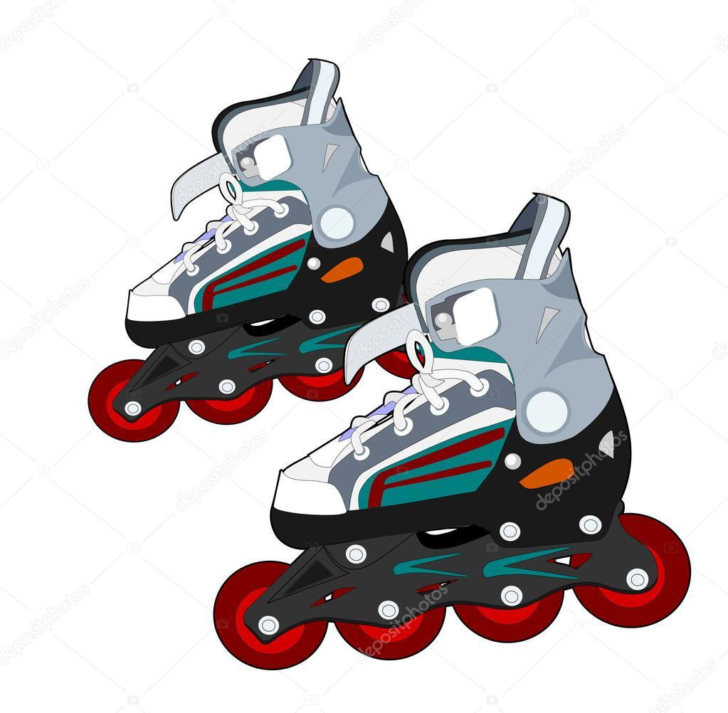 Clipart rollerblades banner library library Clipart rollerblades 2 » Clipart Portal banner library library