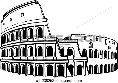Clipart rome gratuit vector library Rome italy clipart - ClipartFox vector library