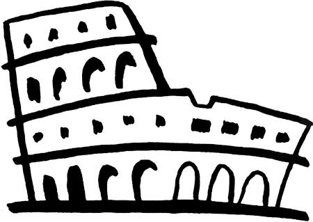 Clipart rome gratuit svg download Roman in rome clipart - ClipartFox svg download
